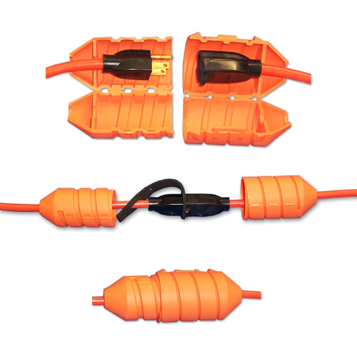 Farm Innovators Cord Connect Watertight Cord Lock, Orange
