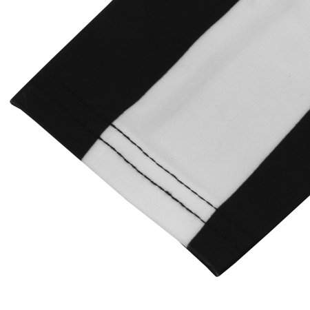 XINTOWN Authorized Sports Cooler Band Arm Sleeves Protector White Black M Pair - image 2 of 5