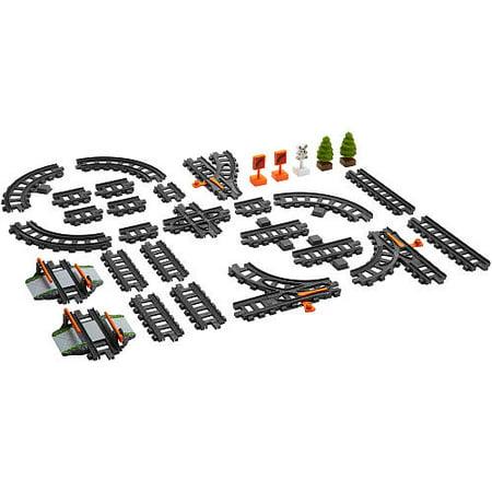 Turnout Ez Track - Fisher-Price EZ Play Railway Box of Track