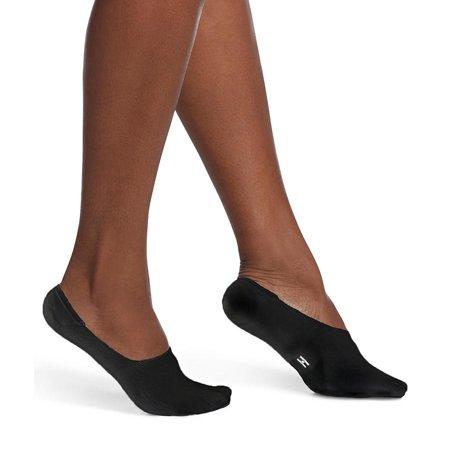 HUE Womens Sneaker Liners 2-Pack Style-U18854 (Women ' S 2 Piece Bademode)