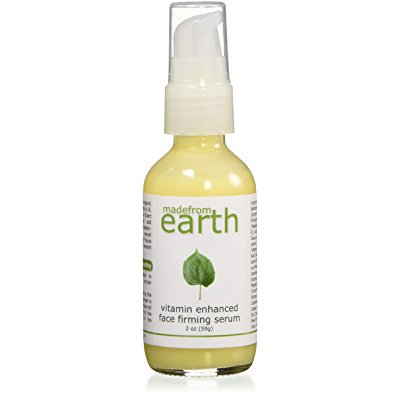 Vitamin Enhanced Face Firming Serum with Organic Nutrients of coq10, dmae, and vitamins a, b, c and e. (Nu Vitamin C)