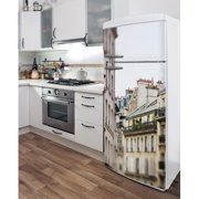 ADZif Domo Fifth District Wall Decal