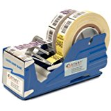 START International SL7336 Multi Roll Tape Dispenser with Baked Enamel Finish, 9.375 Length x 3.500 Width x...