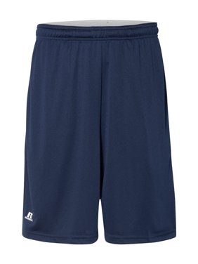 "Russell Athletic Men's 10"" Essential Pocketed Shorts, Style TS7X2M"