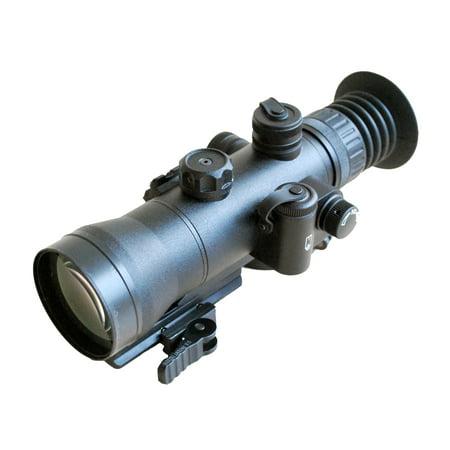 Luna Optics Gen-III Special Purpose Night Vision Riflescope 3x WP Tube