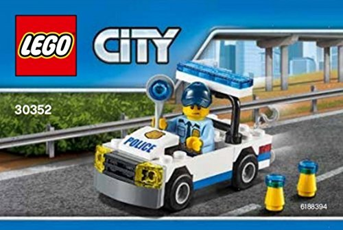 Lego City Police Car 30352 Polybag by