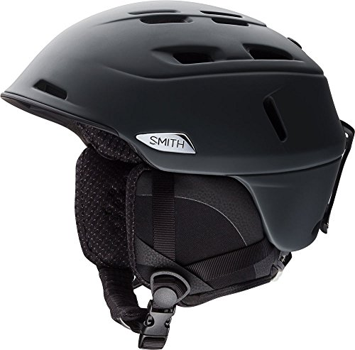 Smith Camber Ski and Snowboard Helmet Men's by