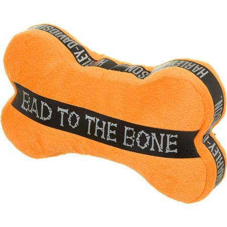 Harley-Davidson Plush Bone with Motor -