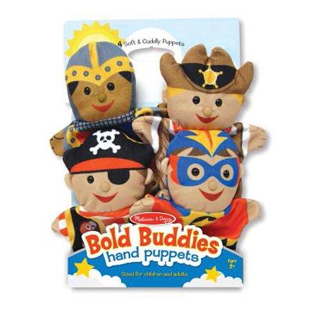 Bold Buddies Hand Puppets ()