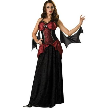 Vampira Adult Halloween Costume