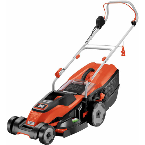 "Black and Decker 17"" Corded Mower with Edge Max, EM1700"