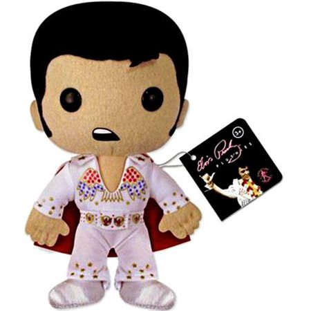 Amazon.com: Elvis Presley - Gallery Bear - Blue Suede ... |Elvis Presley Stuff Animal