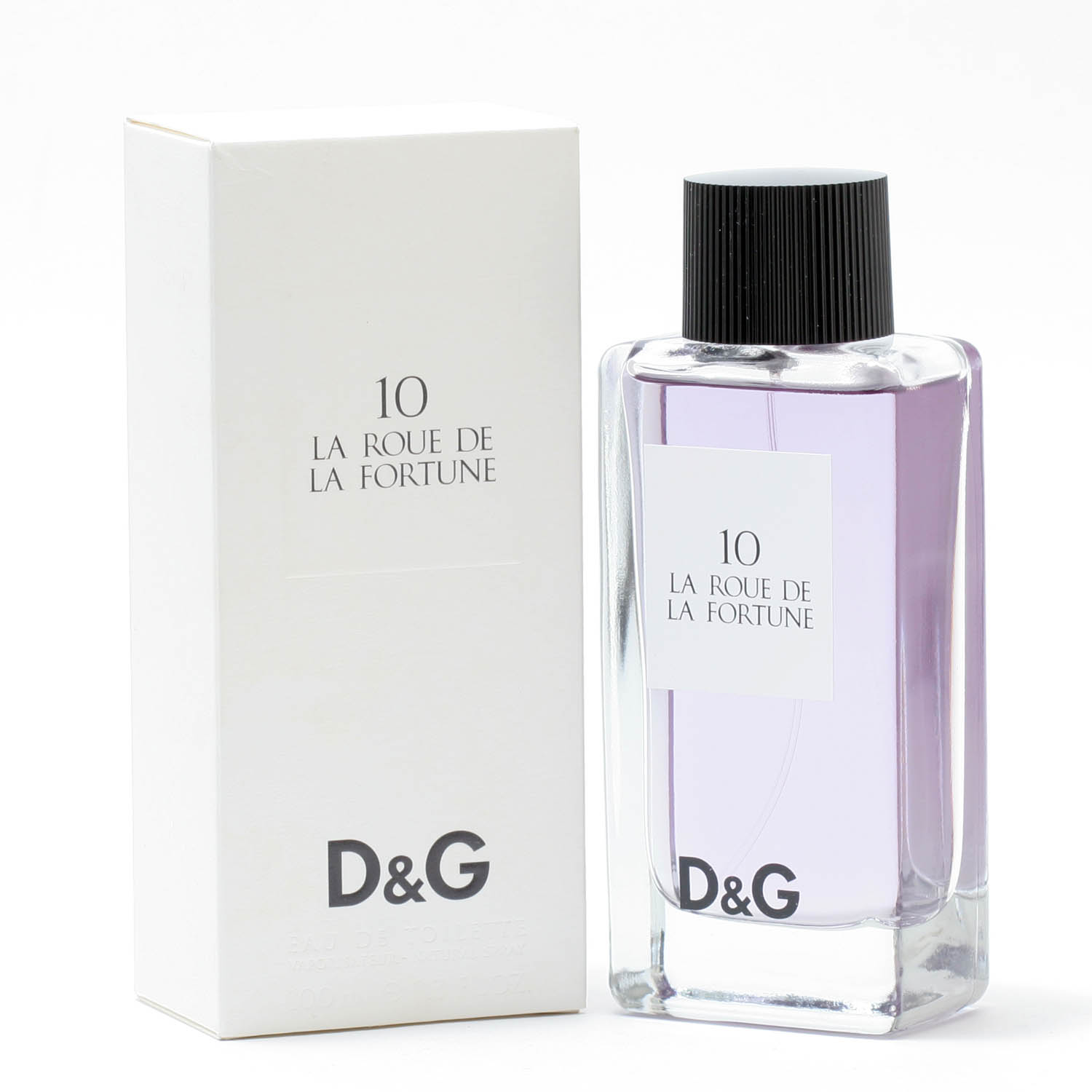 D&G10 LA ROUE DE LA FORTUNELADIES - EDT SPRAY 3.3 OZ