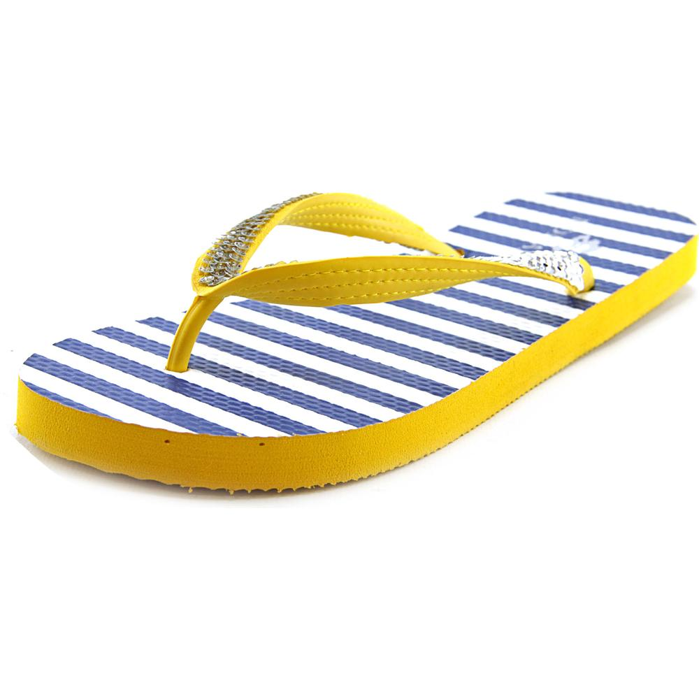 Nomad Flare Open Toe Synthetic Flip Flop Sandal by Nomad