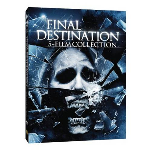 5 Film Collection: Final Destination (2000) / Final Destination 2 / Final Destination 3 / The Final Destination (2009) / The Final Destination 5 (DVD) - Halloween Movies Com Films