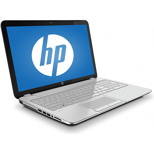 "HP 15.6"" Pavilion Laptop PC with AMD Quad-Core A4-5000 Processor, 4GB Memory, 500GB Hard Drive and Windows 8"