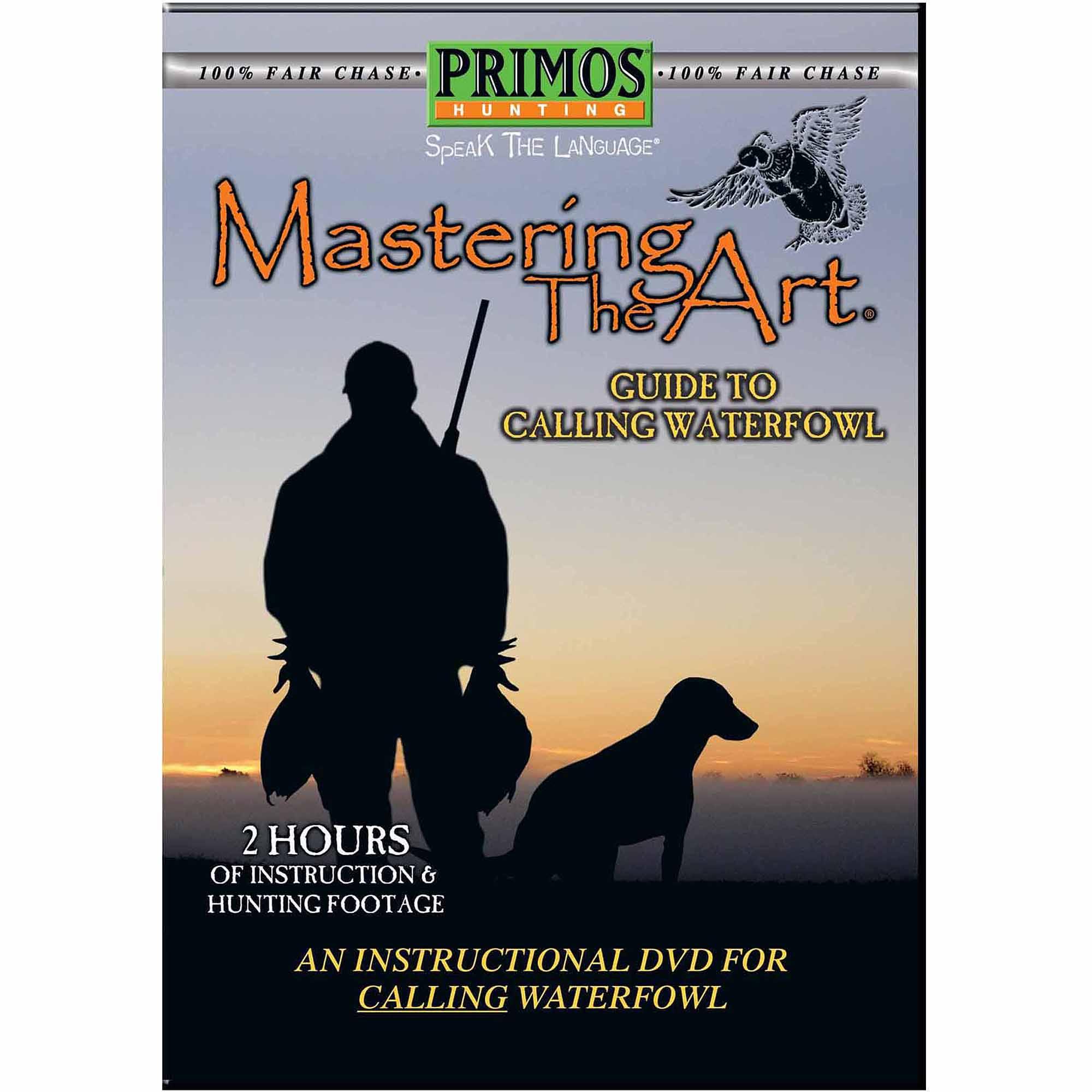 Primos Mastering the Art DVD, Waterfowl by Primos