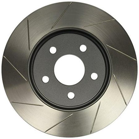 Dba Dba2052Sl Street Series Slotted Front Vented Left Hand Disc Brake Rotor
