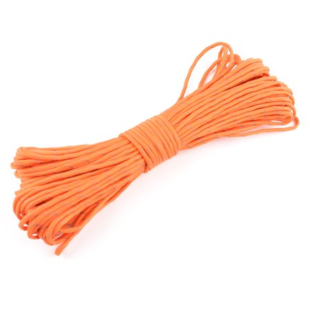 100FT Reflective Paracord Guyline Tent Rope 9 Strands Camping Cord Parachute -