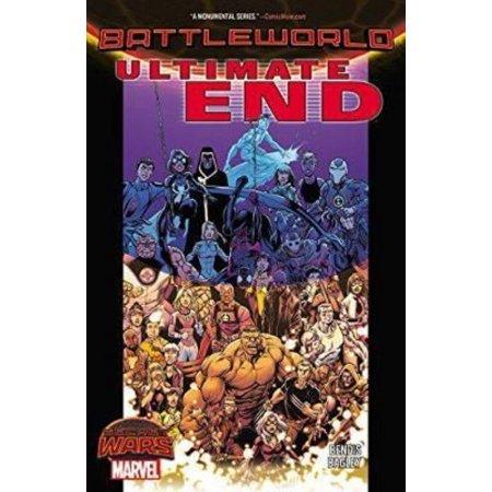 Secret Wars: Battleworld: Ultimate End