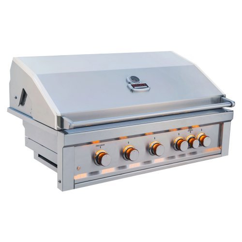 Sunstone Ruby 5BIR 5 Burner Built In Gas Grill