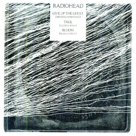 Radiohead Remixes Give Up The Ghost Tkol Altrice Remix  Vinyl   Limited Edition