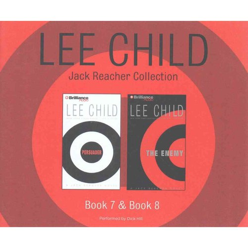 The Enemy (Jack Reacher, No. 8) by Lee Child, Good Book