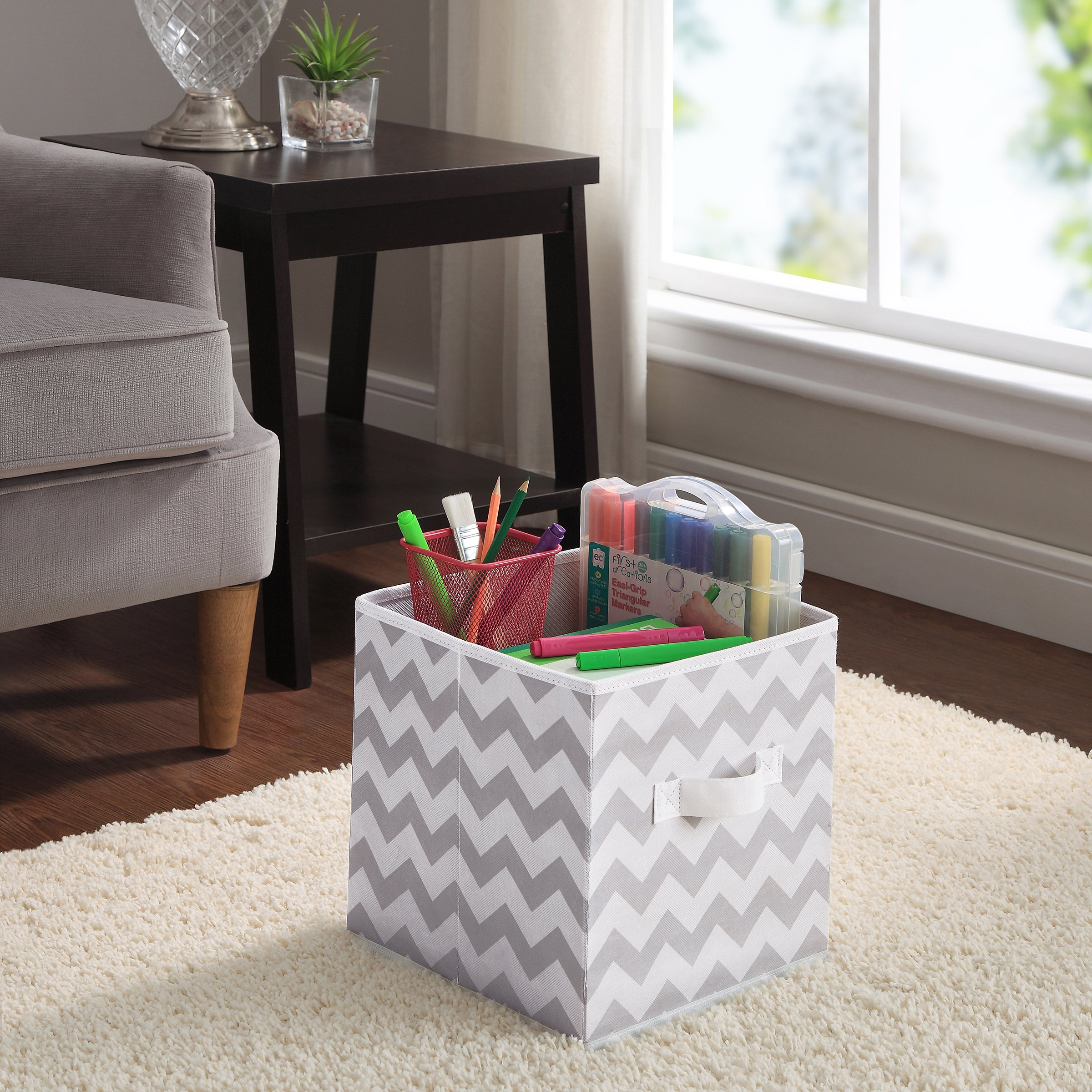 Mainstays Collapsible Storage Bin