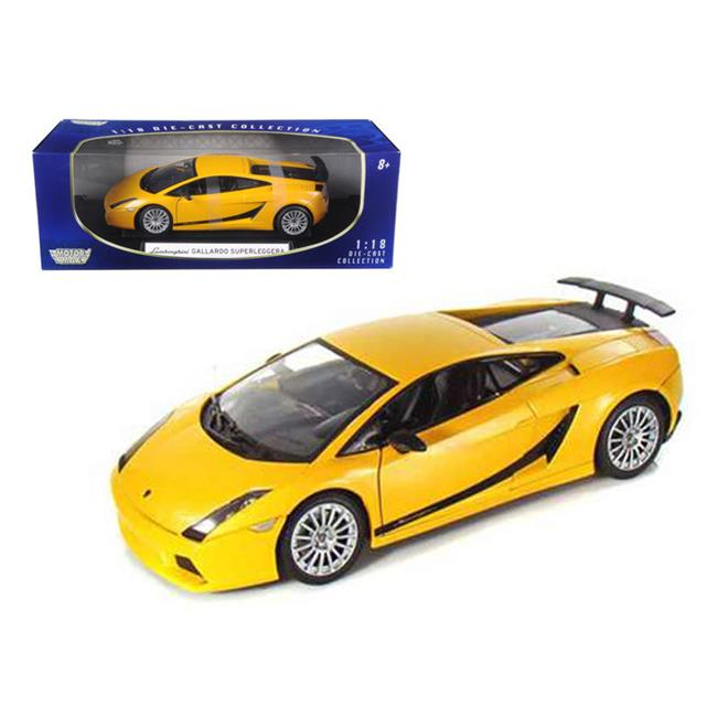 1 By 18 Lamborghini Gallardo Superleggera Diecast Model Car 44