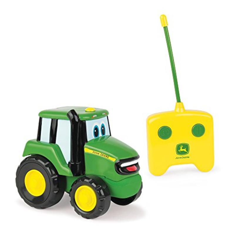 TOMY John Deere Remote Control Johnny Tractor by TOMY