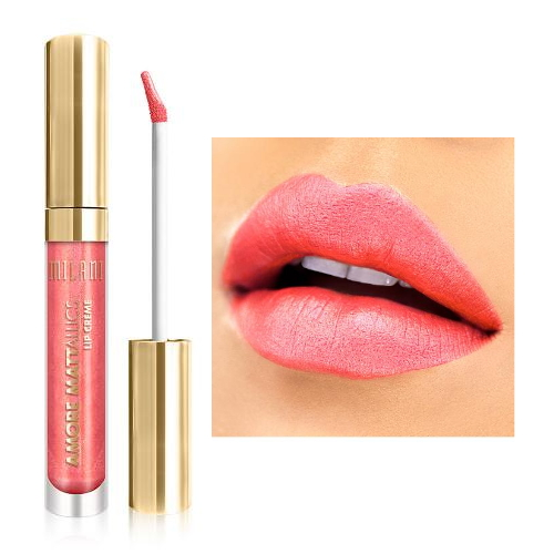MILANI Amore Metallics Lip Creme - Matte About You