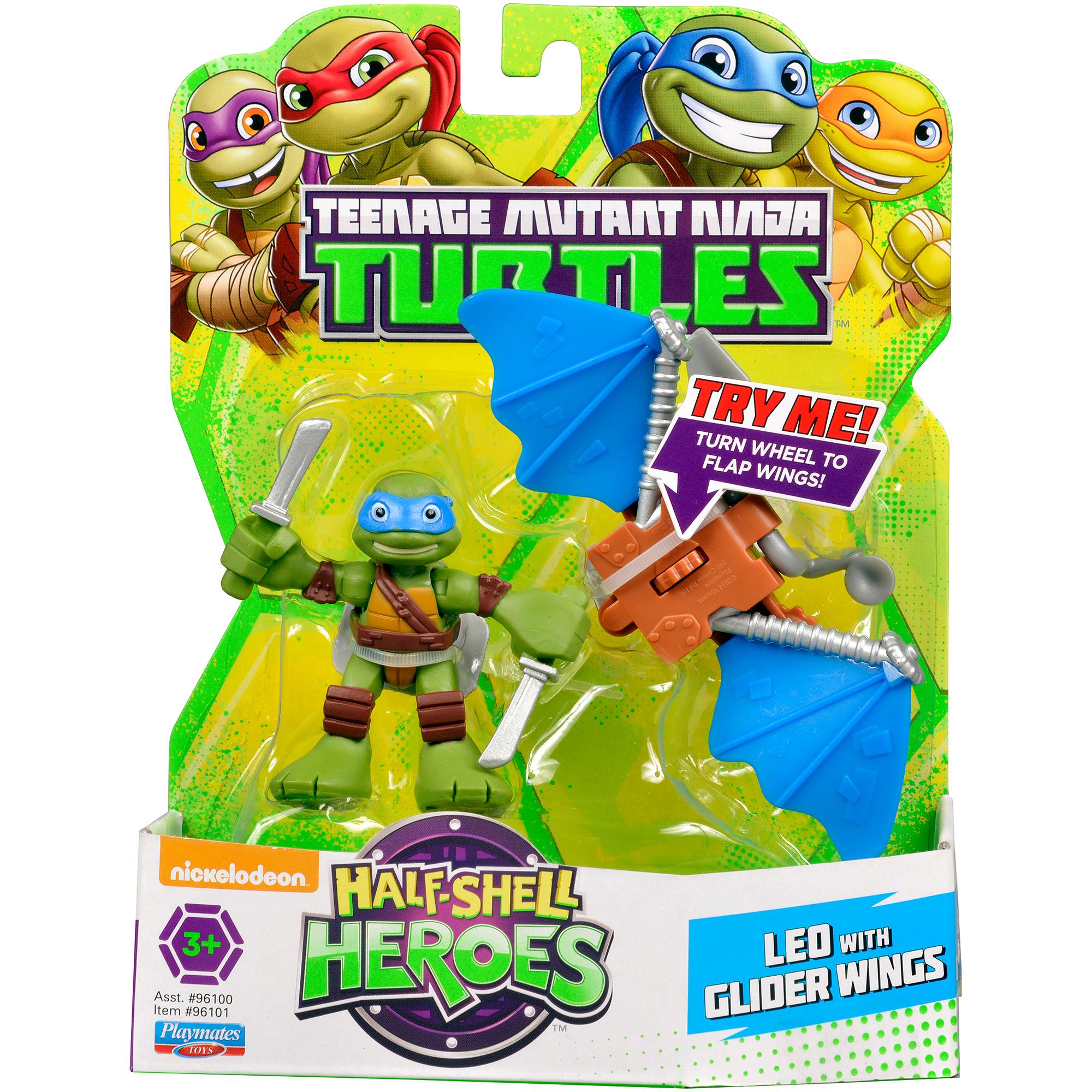Teenage Mutant Ninja Turtles Leo with Glider