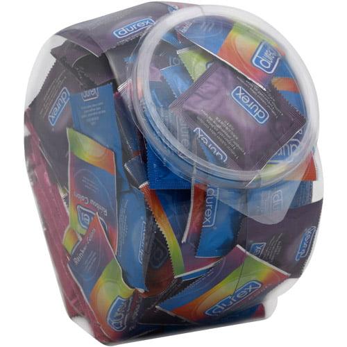Durex Condoms, 144ct