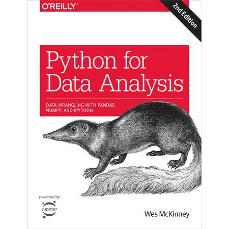Python For Data Analysis   Data Wrangling With Pandas  Numpy  And Ipython