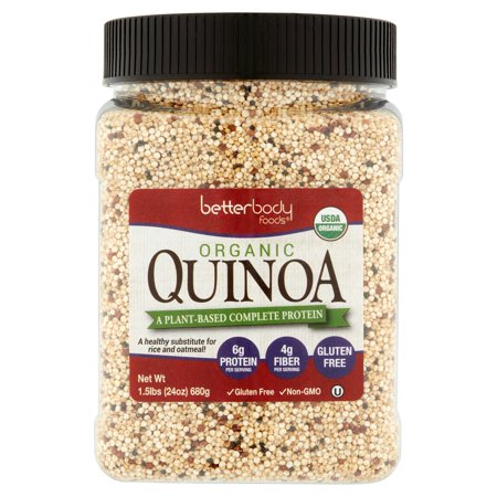 Betterbody Foods Organic Quinoa  24 Oz