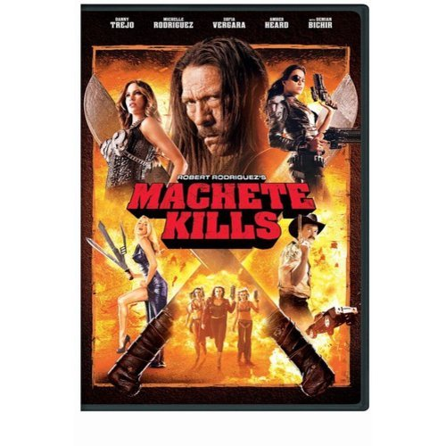 Machete Kills (With INSTAWATCH) (Widescreen)