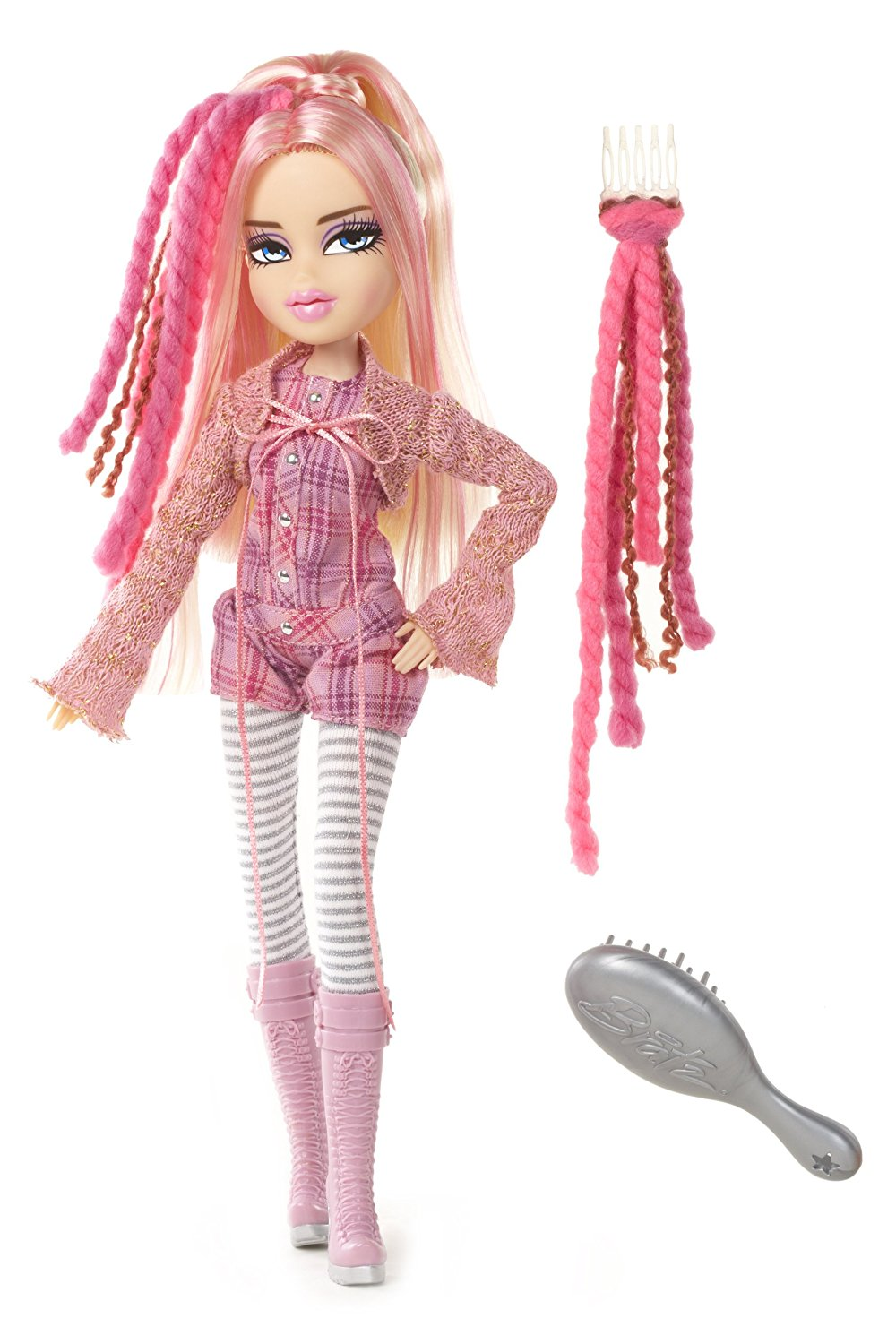 Twisty Style Doll Cloe, Only Bratz can unleash their passion for hair styles by creating the most outrageous... by