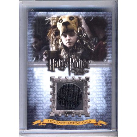 Harry Potter and the Half-Blood Prince Evanna Lynch as Luna Lovegood Authentic Costume Card [404/450]](Luna Lovegood Costume)