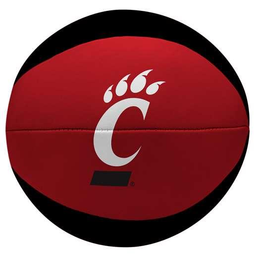 "University of Cincinnati Bearcats ""Free Throw"" 4"" Softee Basketball"