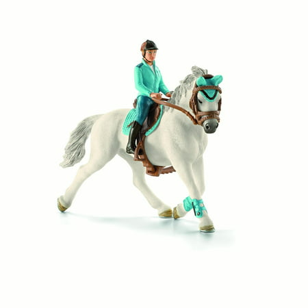 Schleich Horse Club, Horse Club Tournament and Rider Toy Figure