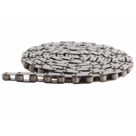 C2082HHP Heavy Duty Hollow Pin Conveyor Chain 10 Feet with 1 Connecting Link
