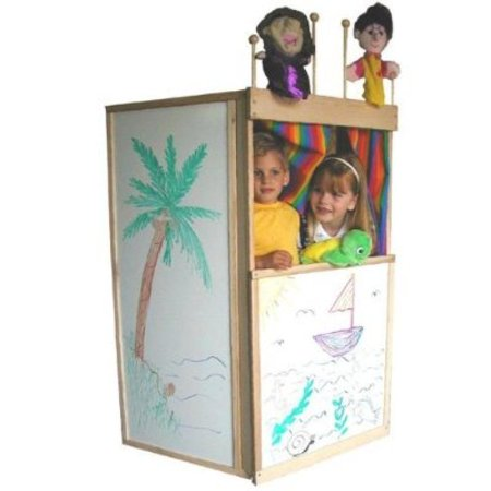 Beka Floor Model Puppet Theater