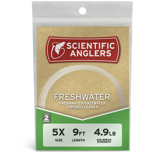 Scientific Anglers Freshwater Leaders