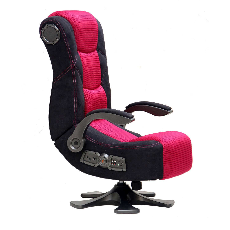 X Rocker Pro Series II 21 Wireless Bluetooth Audio Chair Black – X Rocker Pro Series Pedestal Video Gaming Chair Wireless Black
