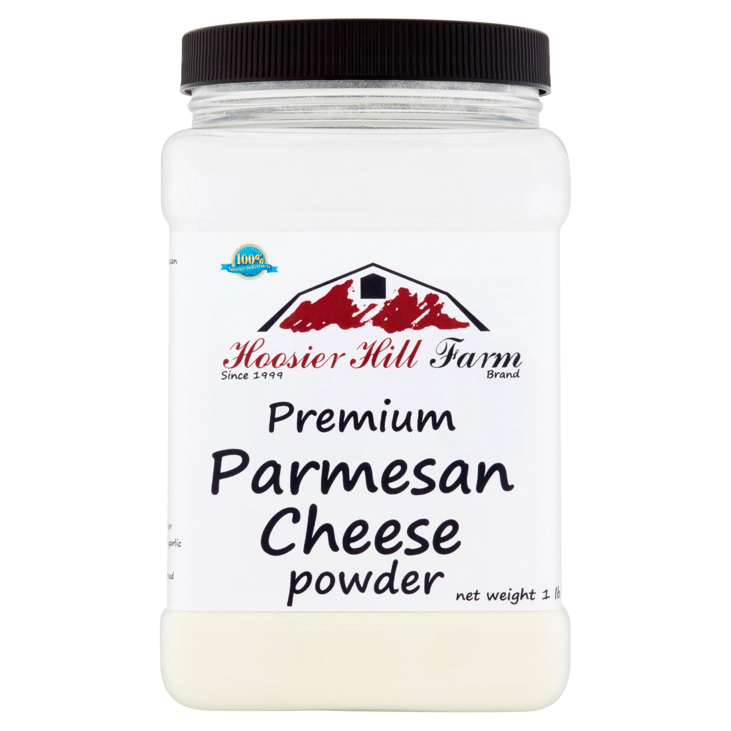 Hoosier Hill Farm Premium Parmesan Cheese Powder 1lb by Hoosier Hill Farm