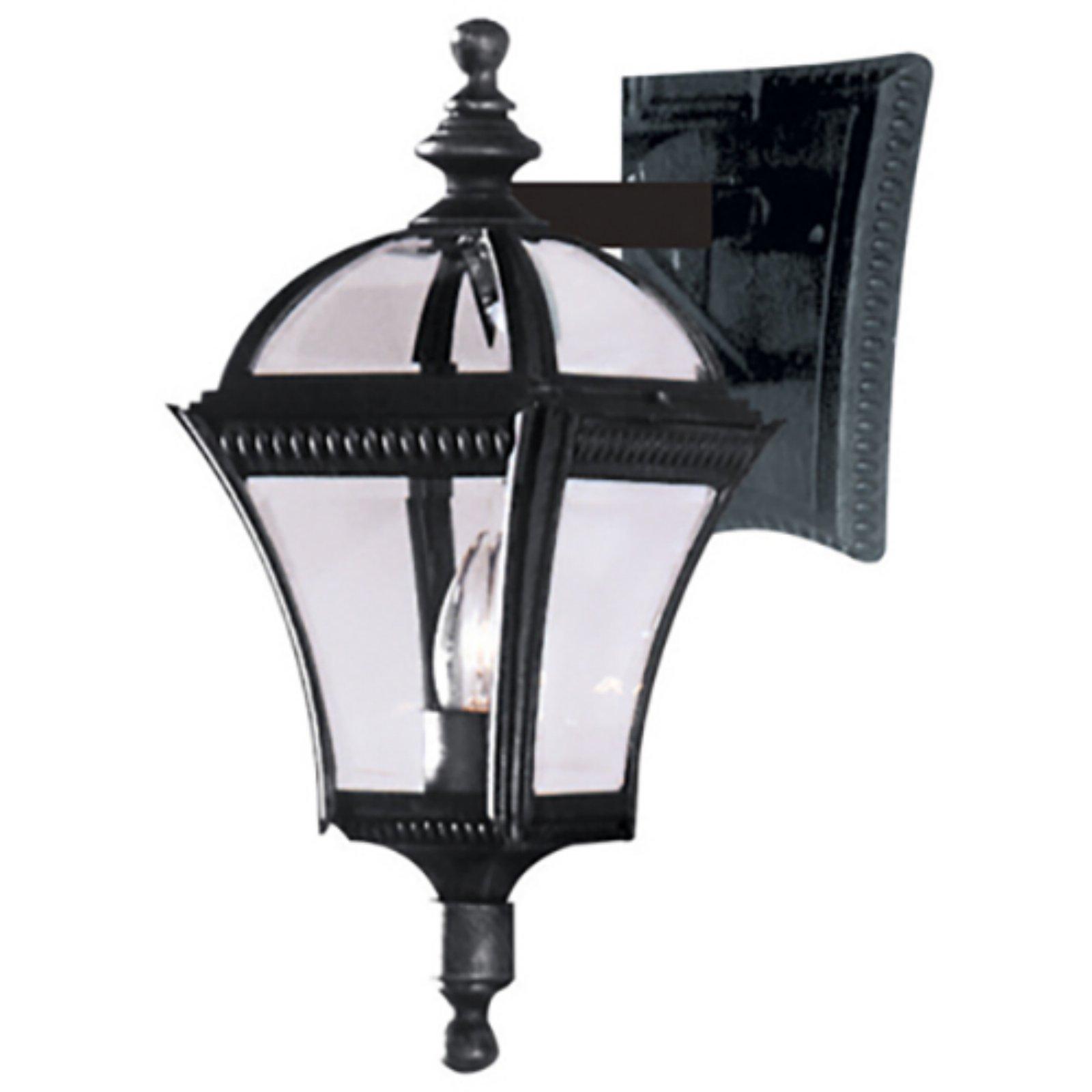 Trans Globe Lighting Washington 5081 BK Outdoor Wall Lantern
