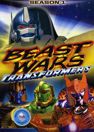 Beast Wars: Transformers: Season 1 by SHOUT FACTORY