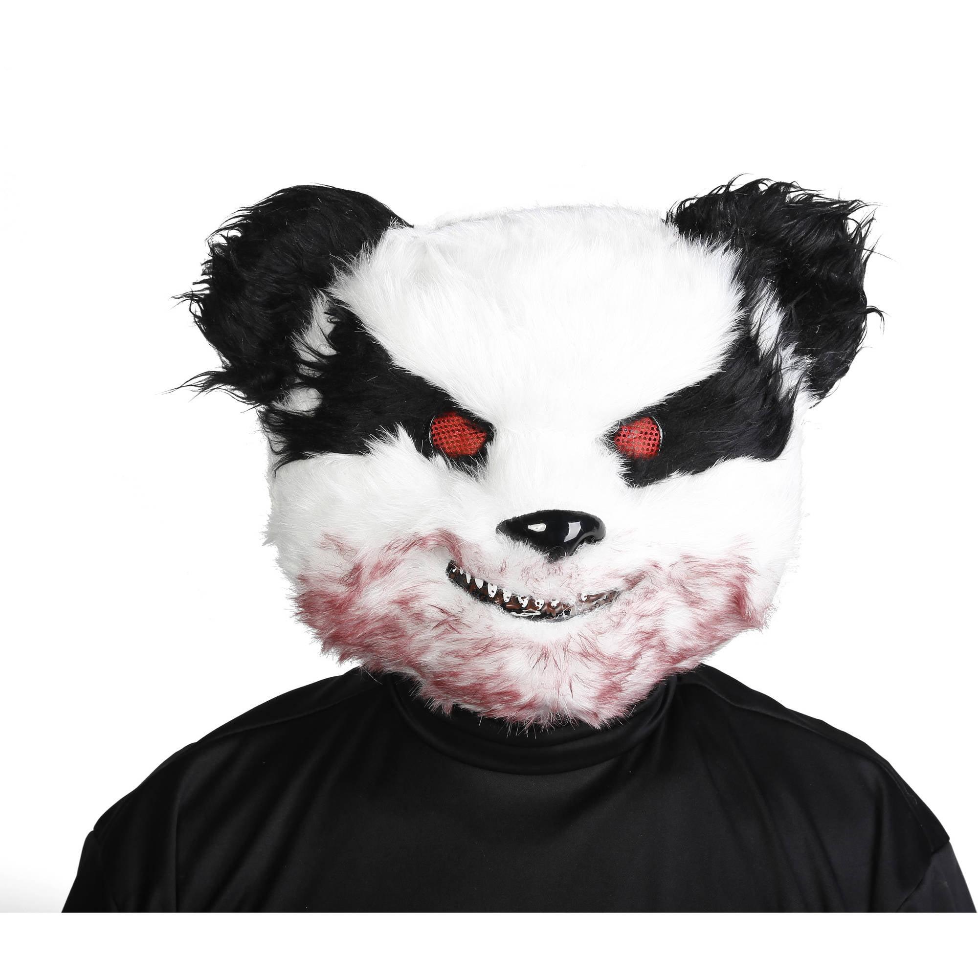 panda mask adult halloween costume accessory walmartcom
