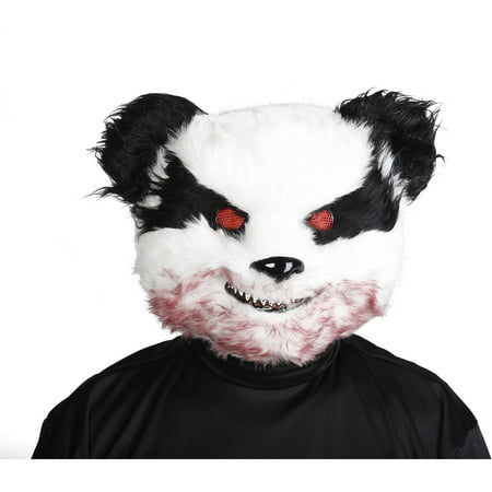 Panda Costume Adult (Panda Mask Adult Halloween Costume)