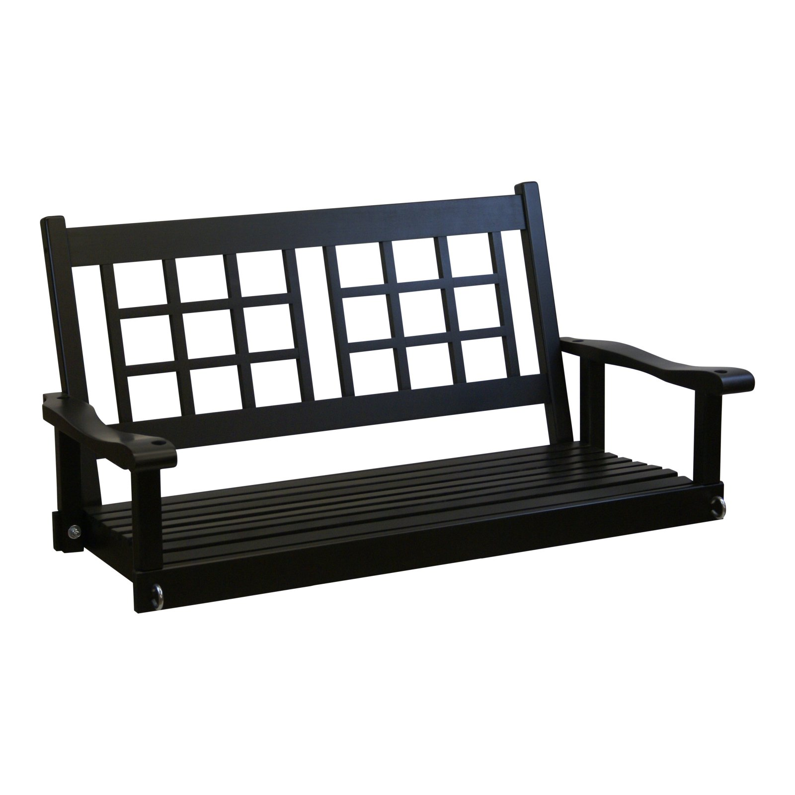 Hinkle Brookfield 1900 Wood Patio Porch Swing